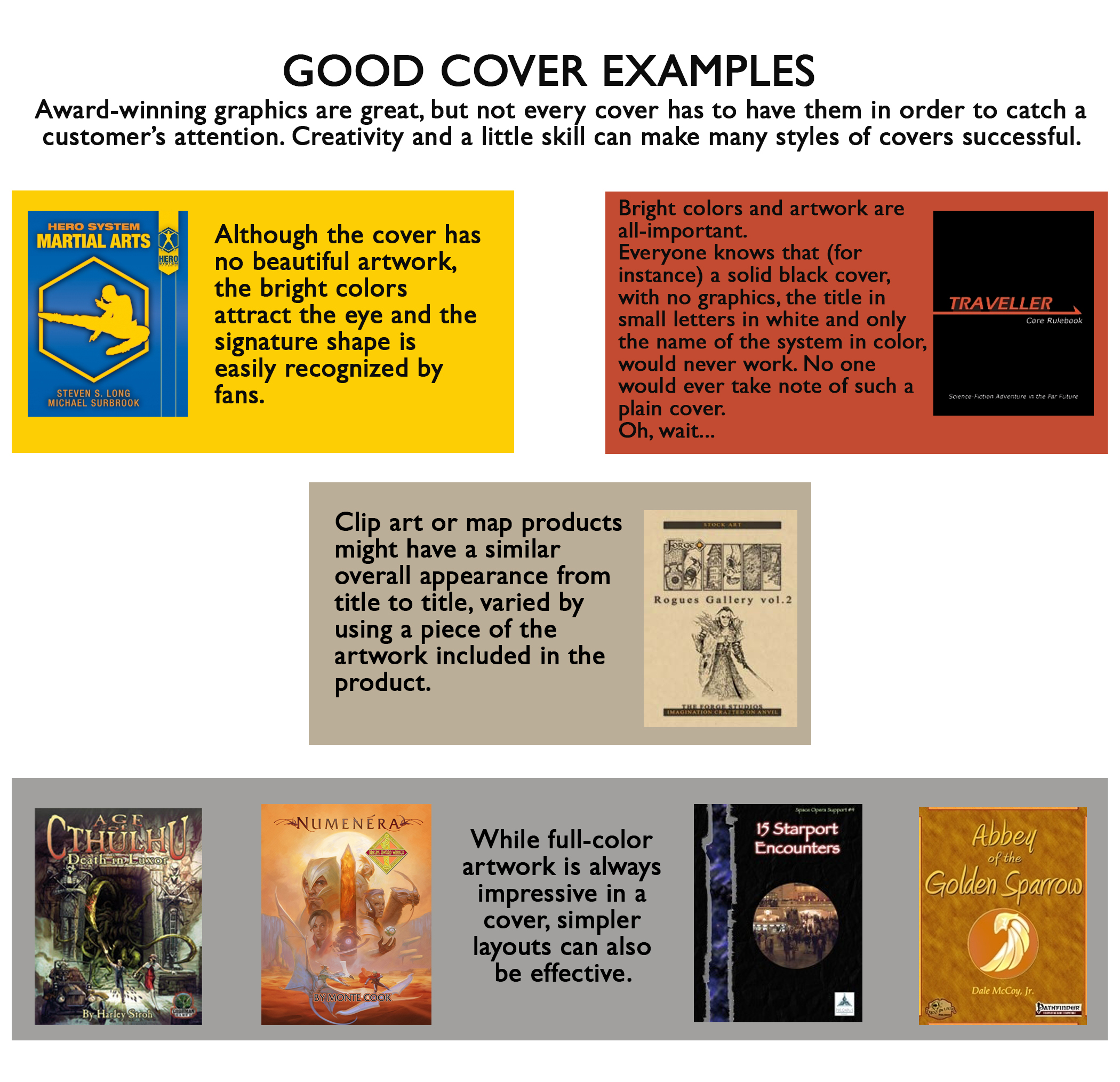 Good Cover Examples