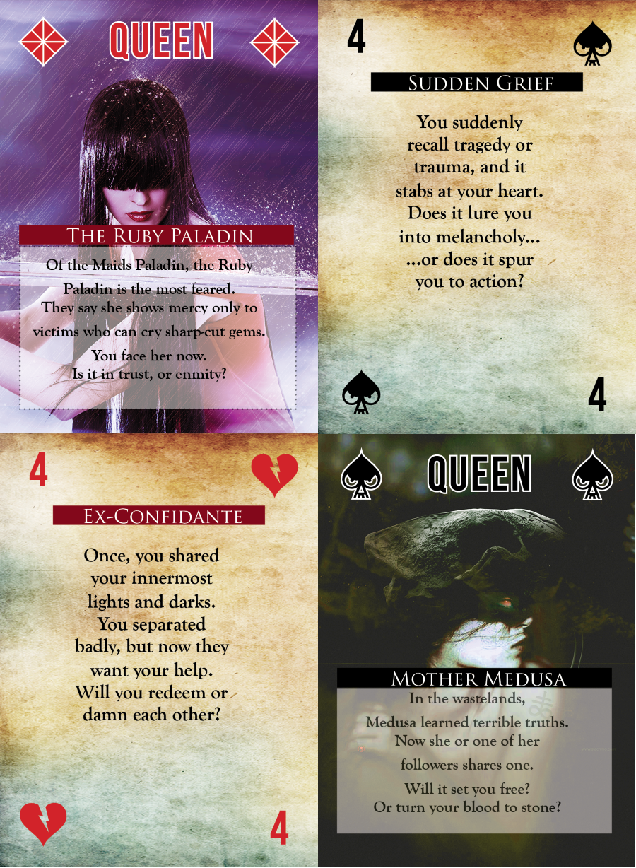 Omen Card preview