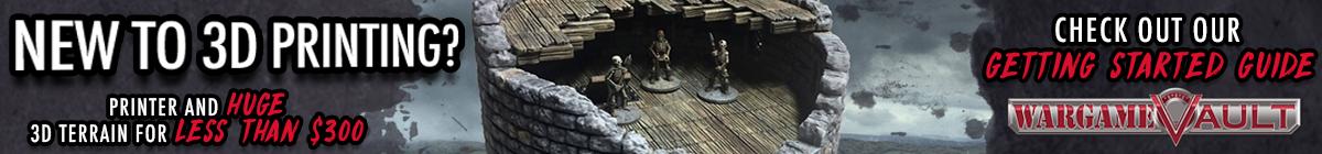 Wargame Vault - 3-D Buildings/Terrain - The largest wargame